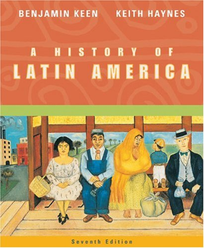 9780618318513: A History of Latin America
