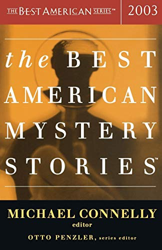 9780618329656: The Best American Mystery Stories 2003