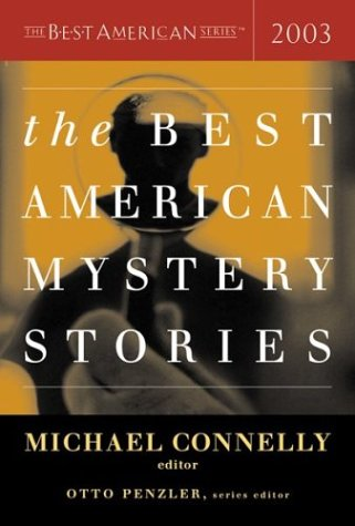 9780618329663: The Best American Mystery Stories 2003