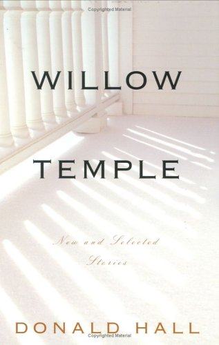 9780618329816: Willow Temple: New and Selected Stories