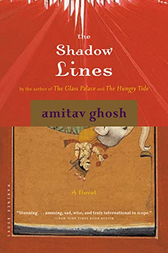 9780618329960: The Shadow Lines: A Novel