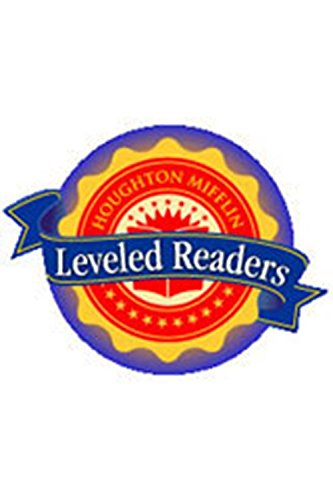 9780618330225: Houghton Mifflin Leveled Readers: Below-Level Collection (24 titles, 6 copy) Grade 3 (GRL N-R)