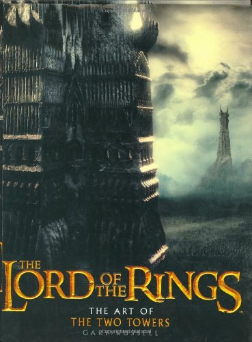 Lord of the Rings The Art of the Two Towers