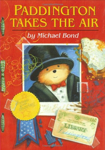 9780618331413: Paddington Takes the Air