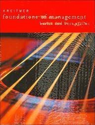9780618332847: Foundations of Management: Basics and Best Practices: Text with Hm Estudy CD-ROM