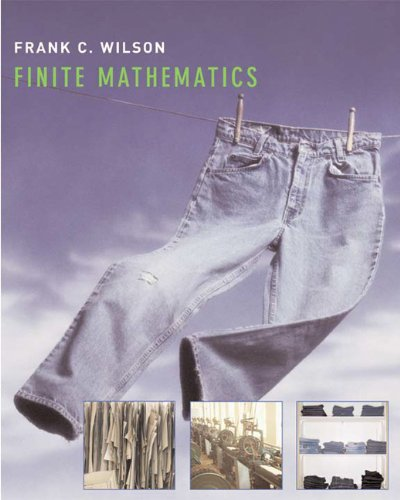 9780618332939: Finite Mathematics