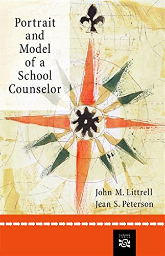9780618333318: Portrait and Model of A School Counselor (School Counseling)