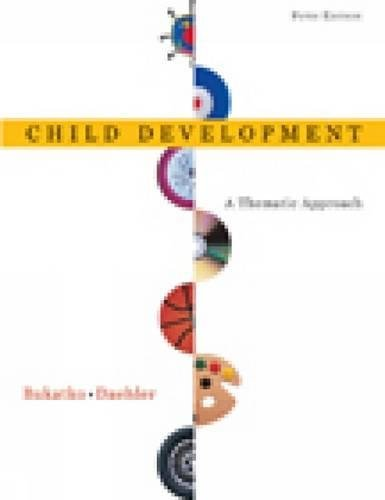 9780618333387: Child Development: A Thematic Approach