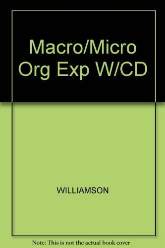 9780618333844: Macroscale And Microscale Organic Experiments: Text with Student CD-ROM