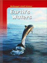9780618334179: McDougal Littell Middle School Science: Student Edition Grades 6-8 Earth's Waters 2005