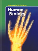 9780618334315: McDougal Littell Middle School Science: Student Edition Grades 6-8 Human Biology 2005
