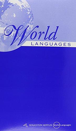 9780618335770: World Languages: Hola, Amigos (Spanish Edition)