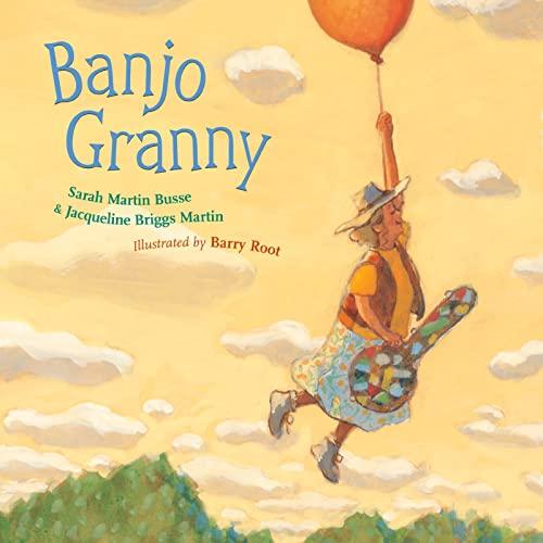 9780618336036: Banjo Granny