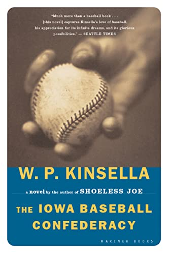 9780618340804: The Iowa Baseball Confederacy: A Novel