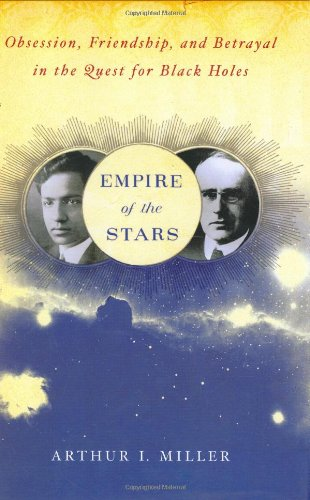 9780618341511: Empire of the Stars: Obsession, Friendship, and Betrayal in the Quest for Black Holes