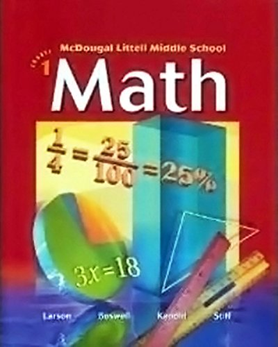 Middle School Math, Course 3 : Practice Workbook, Teacher's Edition