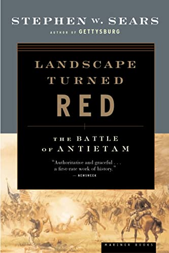 9780618344192: Landscape Turned Red: The Battle of Antietam