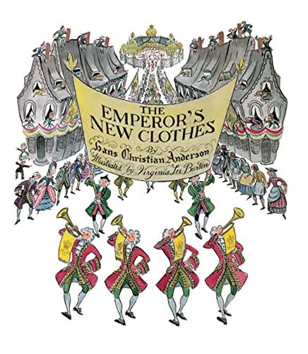9780618344208: The Emperor's New Clothes (Folk Tale Classics)
