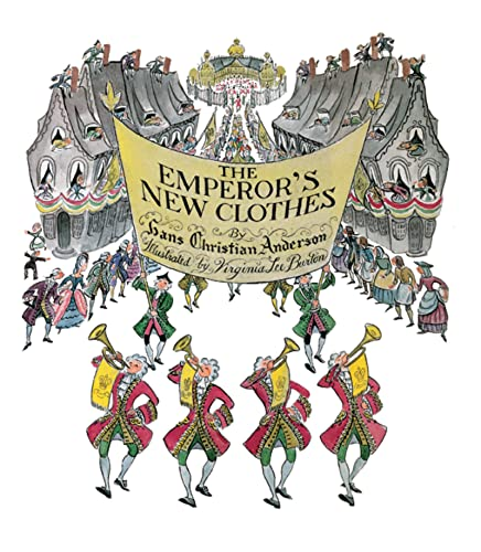 9780618344208: The Emperor's New Clothes