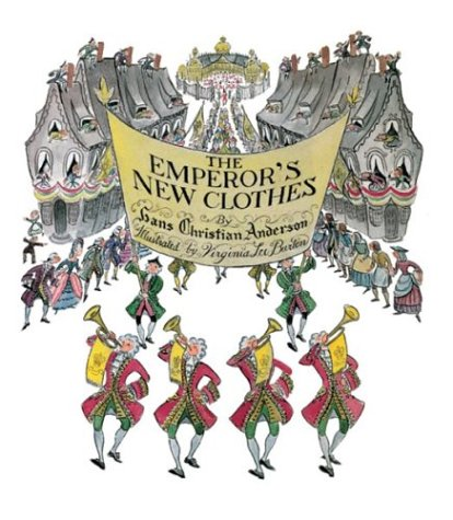 9780618344215: The Emperor's New Clothes
