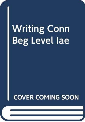 9780618345069: Writing Conn Beg Level Iae