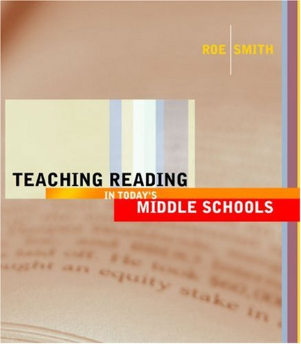 Teaching Reading in Todays Middle Schools