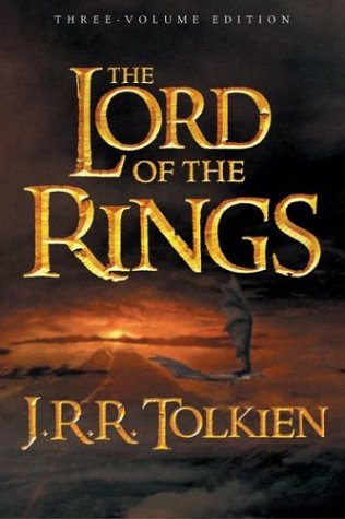 9780618346240: The Lord of the Rings. 3 Vol. Set