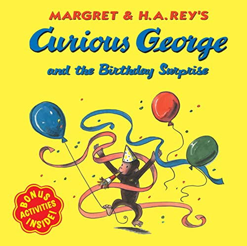 9780618346875: Curious George and the Birthday Surprise