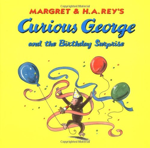 9780618346882: Curious George and the Birthday Surprise