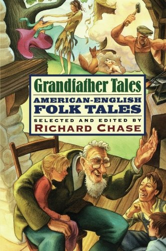 9780618346905: Grandfather Tales