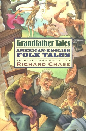 9780618346912: Grandfather Tales