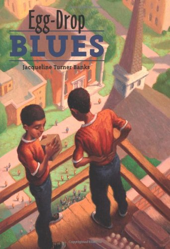 9780618348855: Egg-Drop Blues