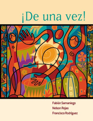 9780618348947: De una vez!: A College Course for Spanish Speakers (World Languages)
