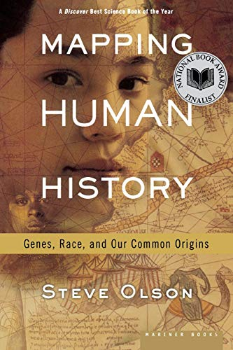 9780618352104: Mapping Human History: Genes, Race, and Our Common Origins