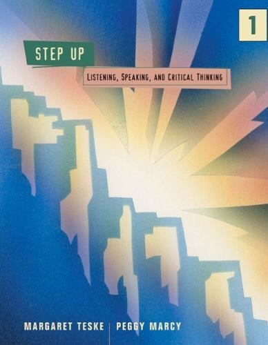 9780618353057: Step Up 1: Listening, Speaking, and Critical Thinking