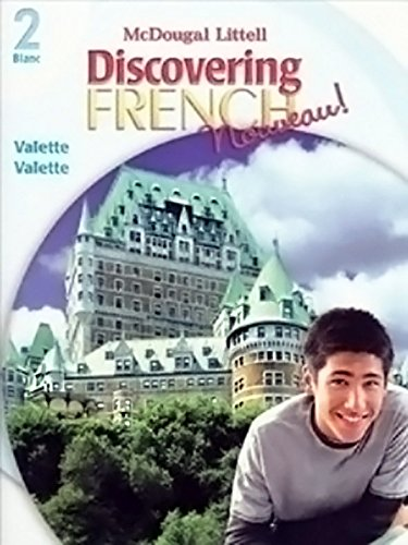 9780618354146: Discovering French, Nouveau!: Video Program DVD (5-Pack) Level 2