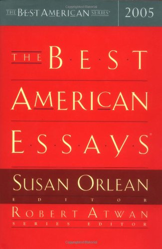 9780618357123: The Best American Essays 2005