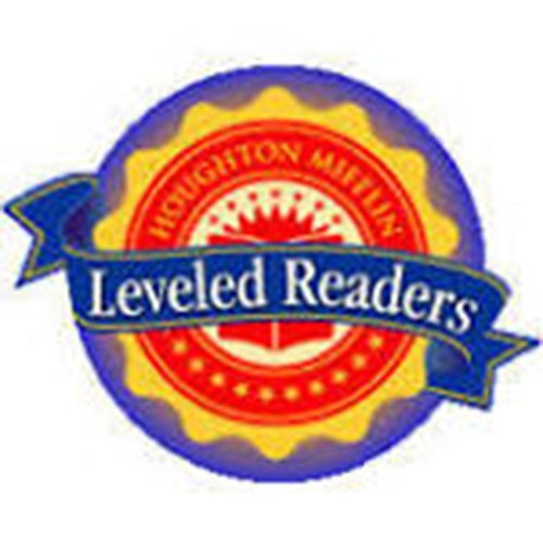 9780618361892: Houghton Mifflin Leveled Readers: Above-Level 6pk Level U Elisha Otis's Ups and Downs