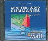 9780618363803: McDougal Littell Middle School Math, Course 2: Chapter Audio Summaries CD-ROM (Spanish)