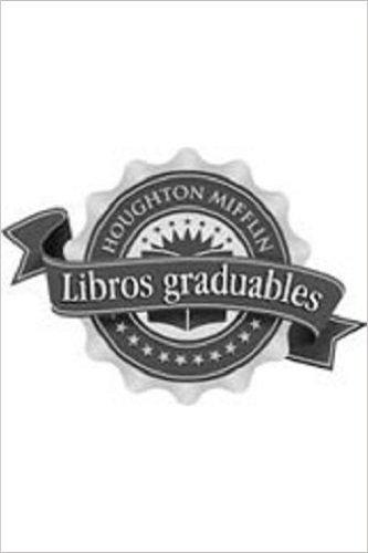 9780618366064: Houghton Mifflin Libros graduables: Individual Titles Set (6 copies each) Level L El tigre, el hombre y el chacal (Spanish Edition)