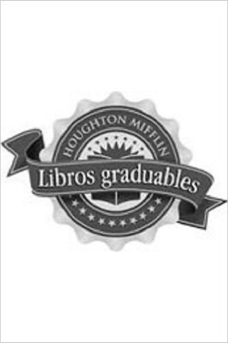 9780618367054: Libros graduables: Individual Titles Set (6 copies each) Level O El poema perfecto de Ruthie (Spanish Edition)