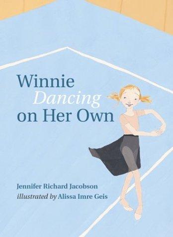 9780618369218: Winnie (Dancing) on Her Own