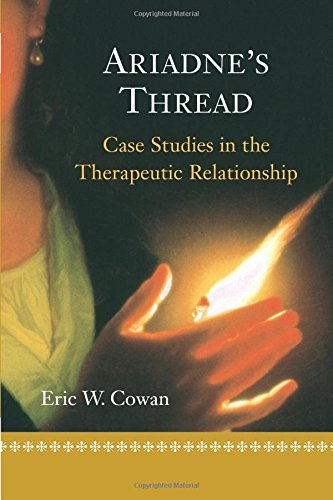 9780618370283: Ariadne's Thread: Case Studies in the therapeutic Relationship (Skills, Techniques, & Process)