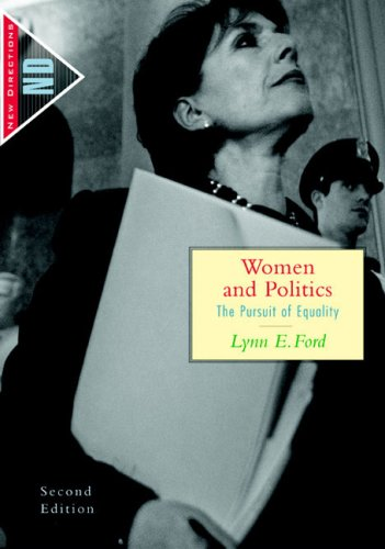 9780618371341: Women and Politics: The Pursuit of Equality