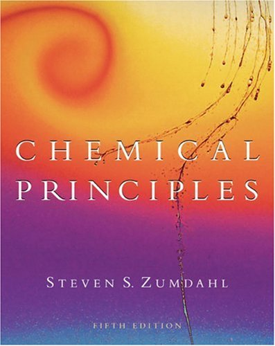 9780618372065: Chemical Principles