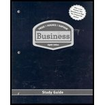 Study Guide for Pride/Hughes/Kapoor's Business, 8th: William M. Pride,