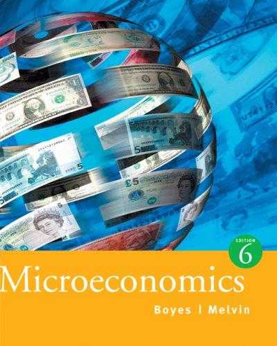 9780618372539: Microeconomics