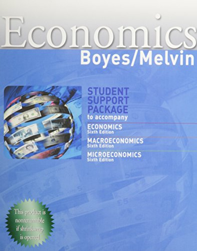 9780618372584: Economics: Student Support Package