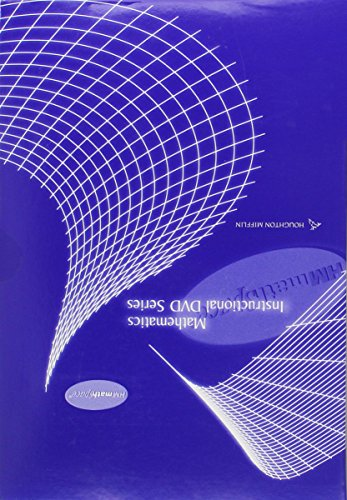 9780618372706: Prealgebra (DVD Edition)