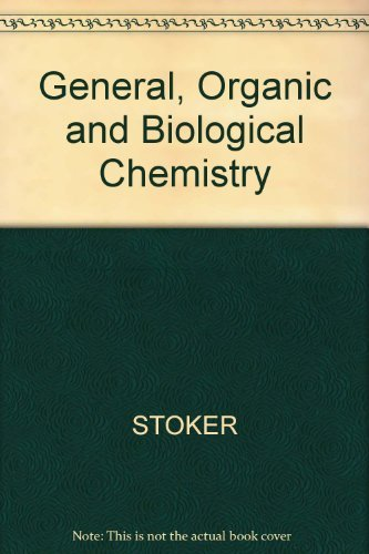 9780618375783: General, Organic, And Biological Chemistry: Text with Math Review CD-ROM